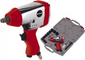 Пневматичен гайковерт EINHELL - DSS 260/2 Set - 6,3 bar, 115 л./мин1, 312 Nm