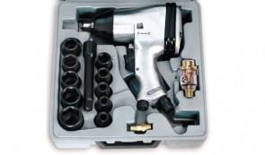 """Пневматичен гайковерт FERVI - 0044 - 320 Nm, 150 л./мин1, 6 bar, 1/2"""""""