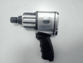 """Пневматичен гайковерт ABAC - 8973005412 - 542 Nm, 107 л./мин1, 7 bar, 1/2"""", 1/4"""""""