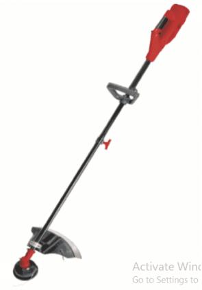 Електрическа коса с нож и корда сгъваема RAIDER - RD-EBC06 - 1200 W, 7500 оборота, 420 мм.