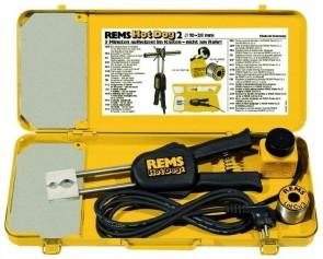 Уред за спояване на медни тръби REMS - Hot Dog 2