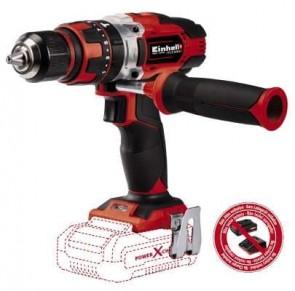 Акумулаторна ударна бормашина EINHELL - TE-CD 18/48 Li-i Solo Power X-Change - 0-400/1500 оборота, 48 Nm / без батерия /