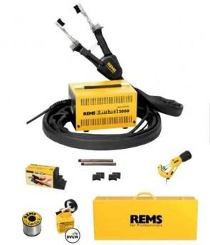 Уред за спояване на медни тръби REMS - Contact 2000 Super-Pack