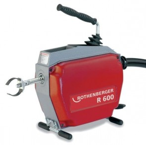 Машина за почистване на тръби и канали ROTHENBERGER - R600