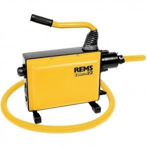 Машина за почистване на тръби и канали REMS - Cobra 22 Set