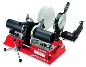 Машинa за заваряване на тръби и фитинги ROTHENBERGER - Roweld P160 SANILINE