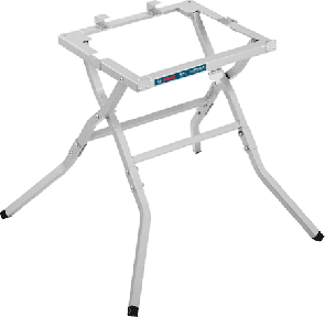 Транспортна и работна маса за циркуляр BOSCH - GTA 600