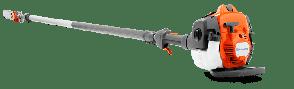 Моторна прътова кастрачка HUSQVARNA - 525PT5S - 1,0 kW, 25,4 см3, 8500-11000 оборота, 140-500 мл., 25-30 см.