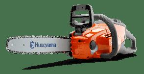 Акумулаторен трион HUSQVARNA - 120i - Li-ion, 36,5 V, 200 мл., 30 см. / без батерия /