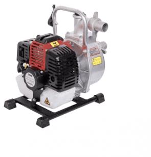 Водна помпа бензинова RAIDER - RD-GWP03J - 1.25 kW, 42.7 см3, 6500 оборота, 250 л./мин1, 1500 мл.