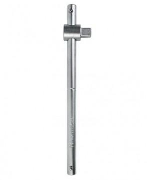 Върток 3/4'' - TOPMASTER - подвижна т-дръжка L500 мм.
