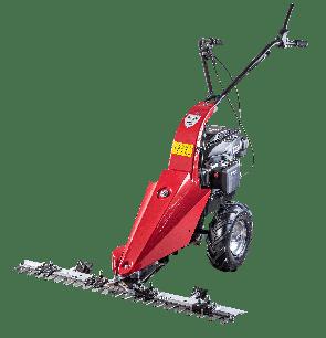 Бензинова палцова косачка RAIDER - RD-SBM01 - 3,0 kW, 174 см3, 3300 оборота, 1070 мм.