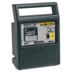 Зарядно устройство за акумулатор DECA - Mach 114 - 50 W, 15-60 Ah, 12 V