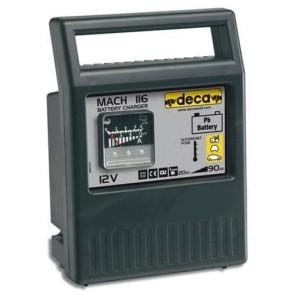 Зарядно устройство за акумулатор DECA - Mach 116 - 80 W, 20-90 Ah, 12 V