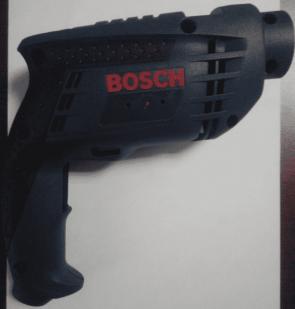 Корпус за акумулаторен винтоверт BOSCH - 2605105105 - / за GSR 12 V /