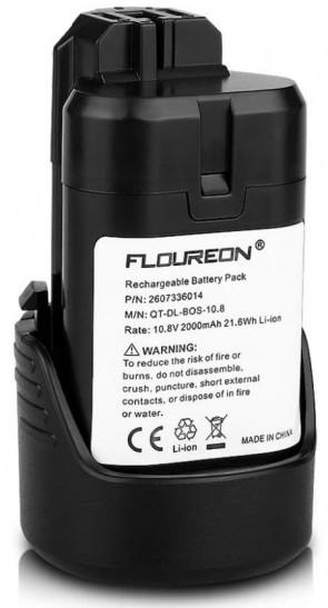 Акумулаторна батерия за BOSCH - BAT411 - Li-ion, 10,8 V / 2,0 Ah /