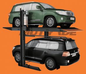 Хидравлична паркинг система MUTRADE - Hydro-Park 1123 - 24 V, 2100 кг., 2,1 м.