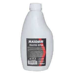 Масло трансмисионно - RAIDER - EP90 - 1 л. / 075902 /