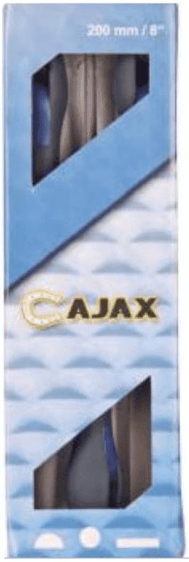 Пили за метал комплект AJAX - 200/2 - 200 мм. / 3 бр. /