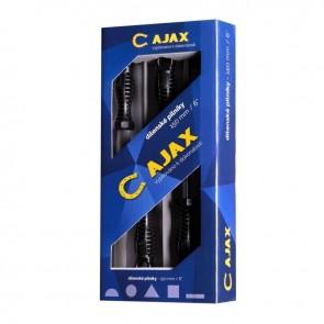 Пили за метал комплект AJAX - 150/2 - 150 мм. / 5 бр. /