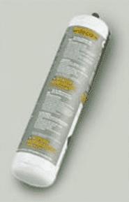 Флакон с аргон/въглероден диоксид DECA - 010502 - 1000 мл. / Argon, CO2 /