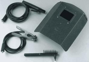 Кабели за електрожен комплект DECA - DS10 - 140 A