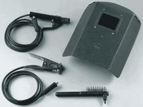 Кабели за електрожен комплект DECA - DS16 - 180 A