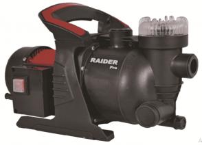 """Помпа с воден филтър RAIDER - RDP-WP44 - 600 W, 50 л./мин1, 3,5 bar, 35/7 м., 1"""""""