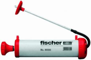Вакуум помпа за почистване на отвори FISCHER - AB G - 370 мм.