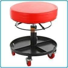 Автомонтьорски стол с поставка TORIN - TG15411