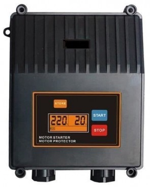 Контролно табло за помпи AquaTecnica - 0,37-2,2 kW