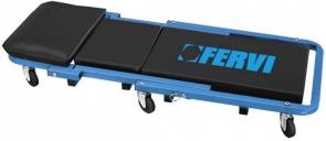 Авторемонтна количка FERVI - 0645/SS - 410/1020 мм.