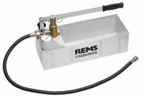 Помпа за изпитване на налягане REMS - Рush Inox