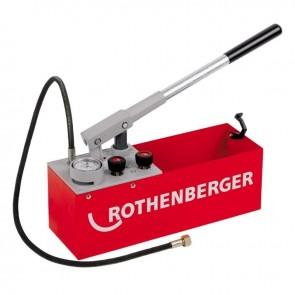 Помпа за изпитване на налягане ROTHENBERGER - RP 50S