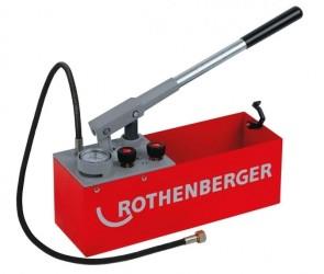 Помпа за изпитване на налягане ROTHENBERGER - RP 50 Inox