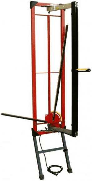 Машина за рязане на стиропор EUROKOMAX - V113 - 1060x280 мм.