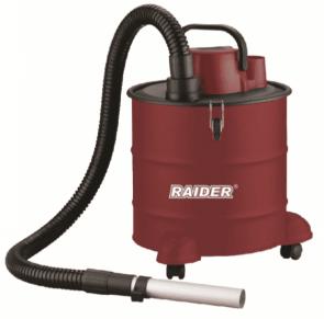 Прахосмукачка за пепел RAIDER - RD-WC05 - 1000 W, 1300 л./мин1, 18 л.