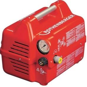 Електрическа помпа за изпитване на налягане ROTHENBERGER - RP 02