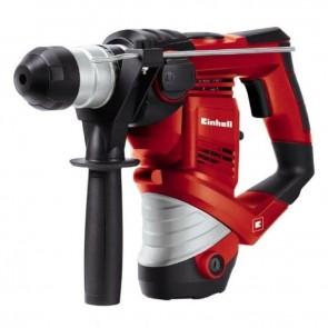 Перфоратор EINHELL - TC-RH 900/1 Kit - 900 W, 0-850 оборота, 4100 удара, 26 мм., 3 J, SDS+