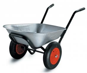 Ръчна количка с две колела ALTRAD LIMEX - LMX100351 - 80 л., 320 мм.
