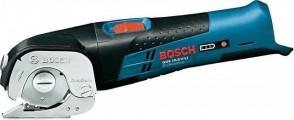 Акумулаторна универсална ножица BOSCH - GUS 10,8 V-Li - Li-ion, 10,8 V, 700 оборота / без батерия /