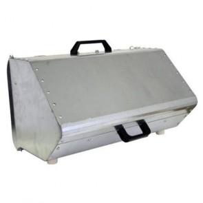 Метален кош за моторна метла TEXAS - HANDY SWEEP 710B