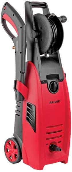 Водоструйка RAIDER - RD-HPC02 - 1800 W, 14 MPa (140 bar), 402 л./ч.