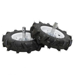 Гуми комплект с полуоси за мотофрези TEXAS - TX602B, Hobby 500, FUTURA6003B, VISION 700B