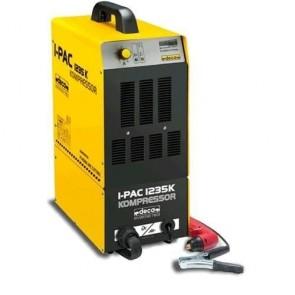 Апарат за плазмено рязане DECA - I-PAC 1235 KOMPRESSOR - 4,0 kW, 5-35 A, 12 мм.