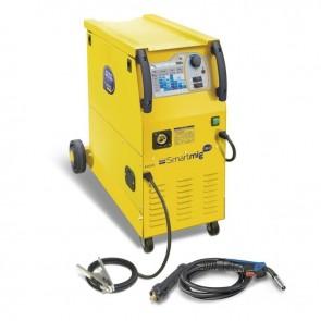 Инверторно телеподаващо GYS - Smartmig 182 - 35-180 A, 0,6-1,0 мм.