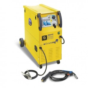 Инверторно телеподаващо GYS - Smartmig 183 - 400 V, 30-180 A, 0,6-1,0 мм.