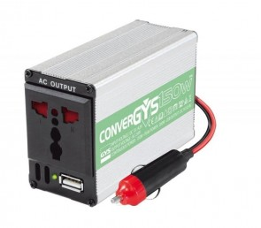 Преобразовател за автомобили GYS - CONVERGYS 150W - 12 V, 150 W