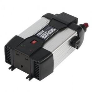 Преобразовател за автомобили GYS - PSW6042U - 12 V, 400 W