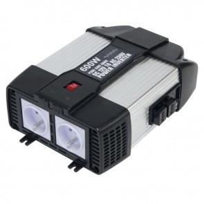 Преобразовател за автомобили GYS - PSW6043U - 12 V, 600 W